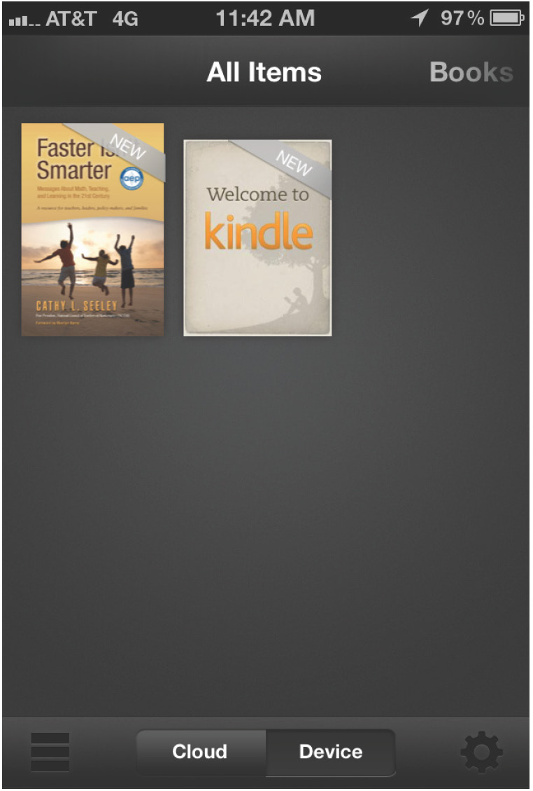 How to view a mobi file on Kindle or Kindle App for Mac, PC