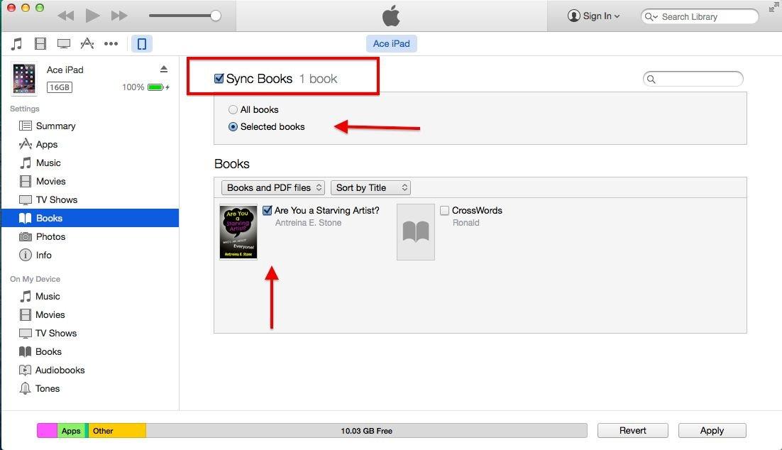 Onto epub how ipad to download